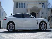 Porsche Panamera 14300 miles